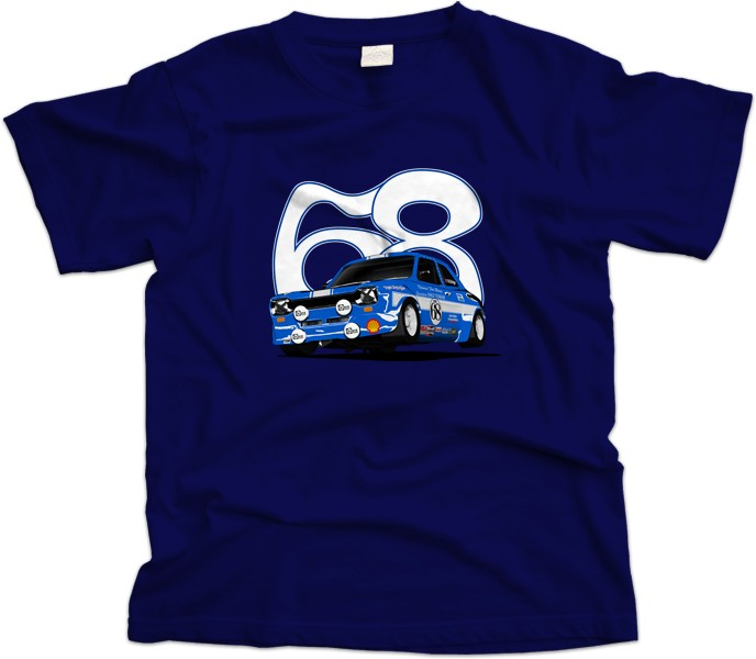 Ford Escort Mexico Mk1 T-Shirt