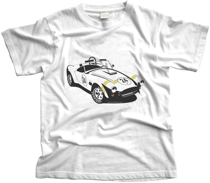 Shelby Cobra 50th Anniversary T-Shirt