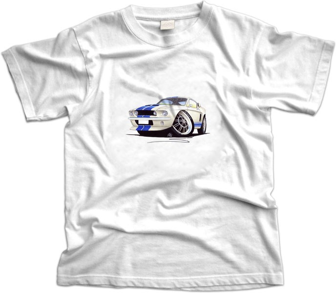 Ford Shelby Mustang GT500 T-Shirt