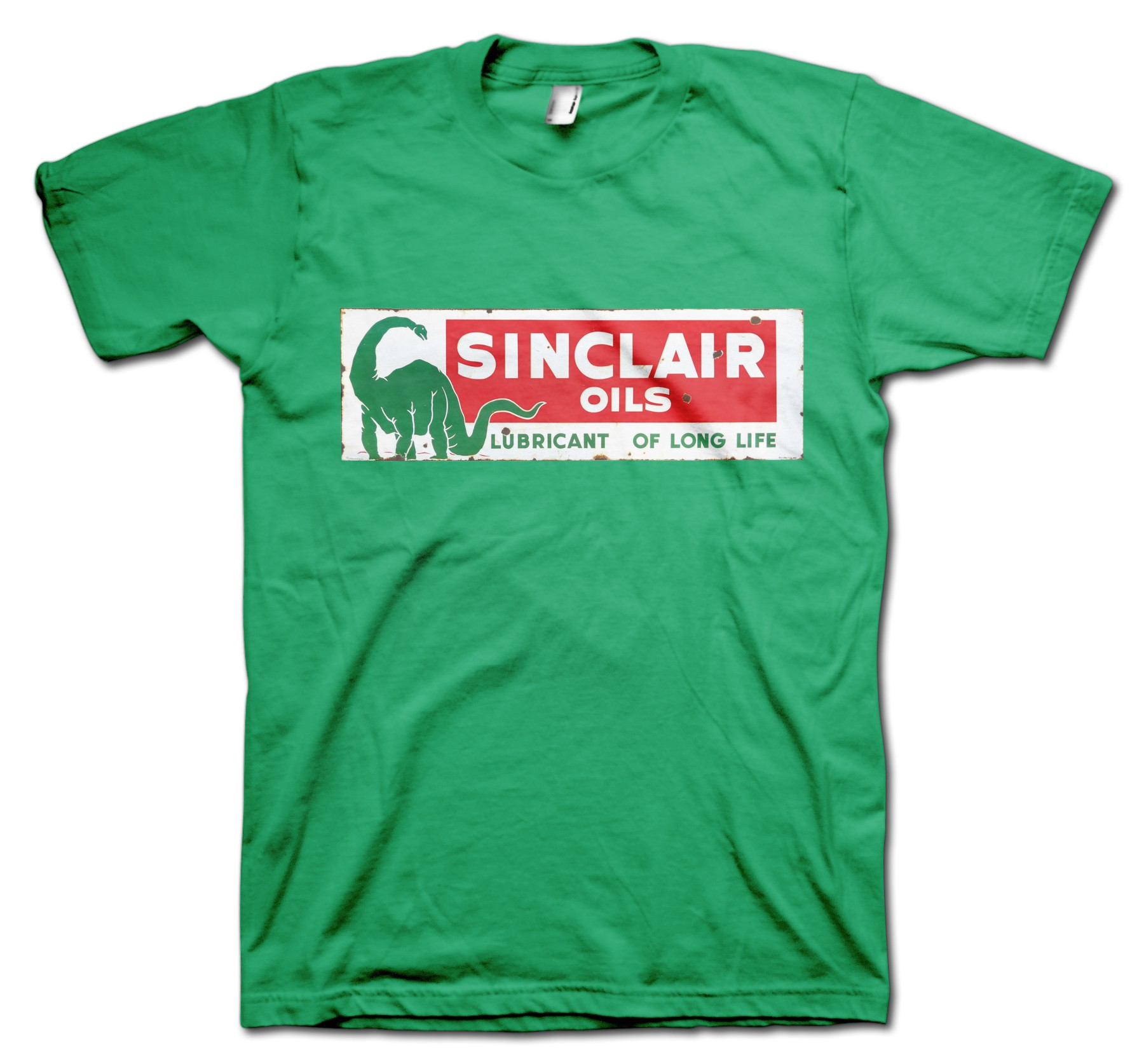Sinclair Lubricant Oils Retro T-Shirt