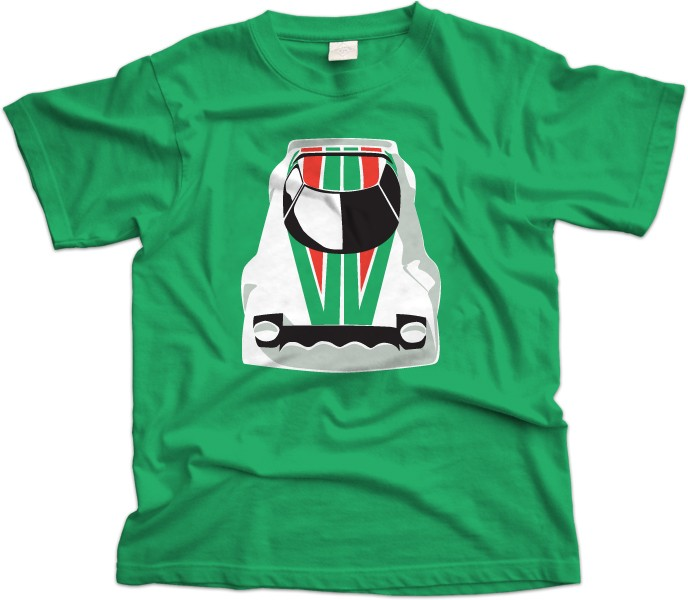 Lancia Stratos Rally Car T-Shirt