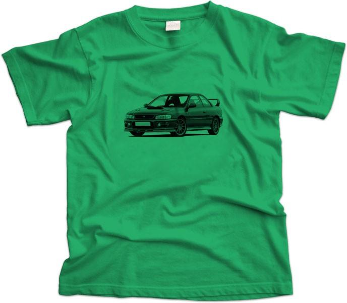 Subaru Impreza P1 T-Shirt