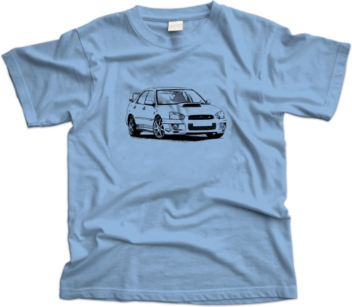 Subaru Impreza WR1 T-Shirt