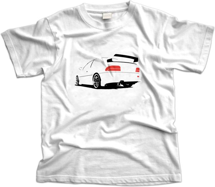 Subaru Impreza P1 Car T-Shirt