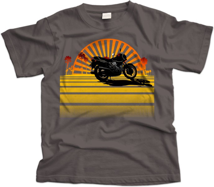 Sunset Bike T-Shirt