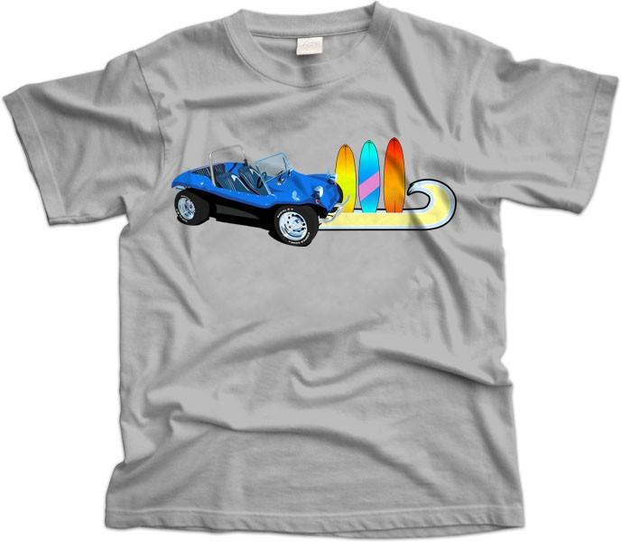 VW Surf Buggy T-Shirt