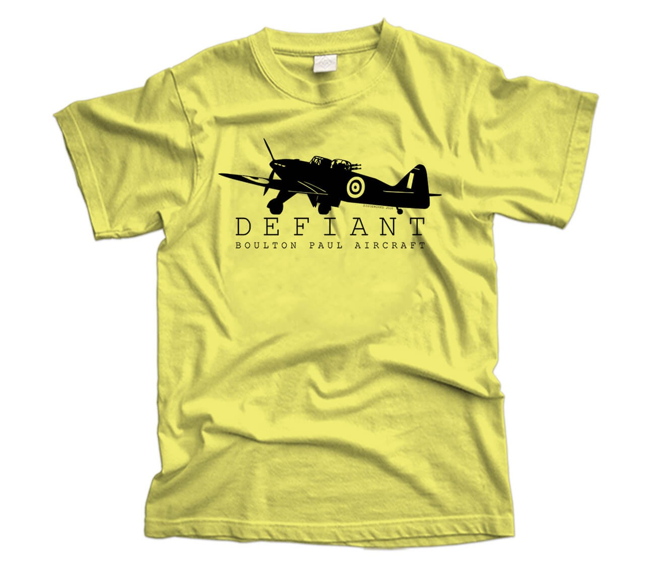 Boulton Paul Defiant Aircraft T-Shirt