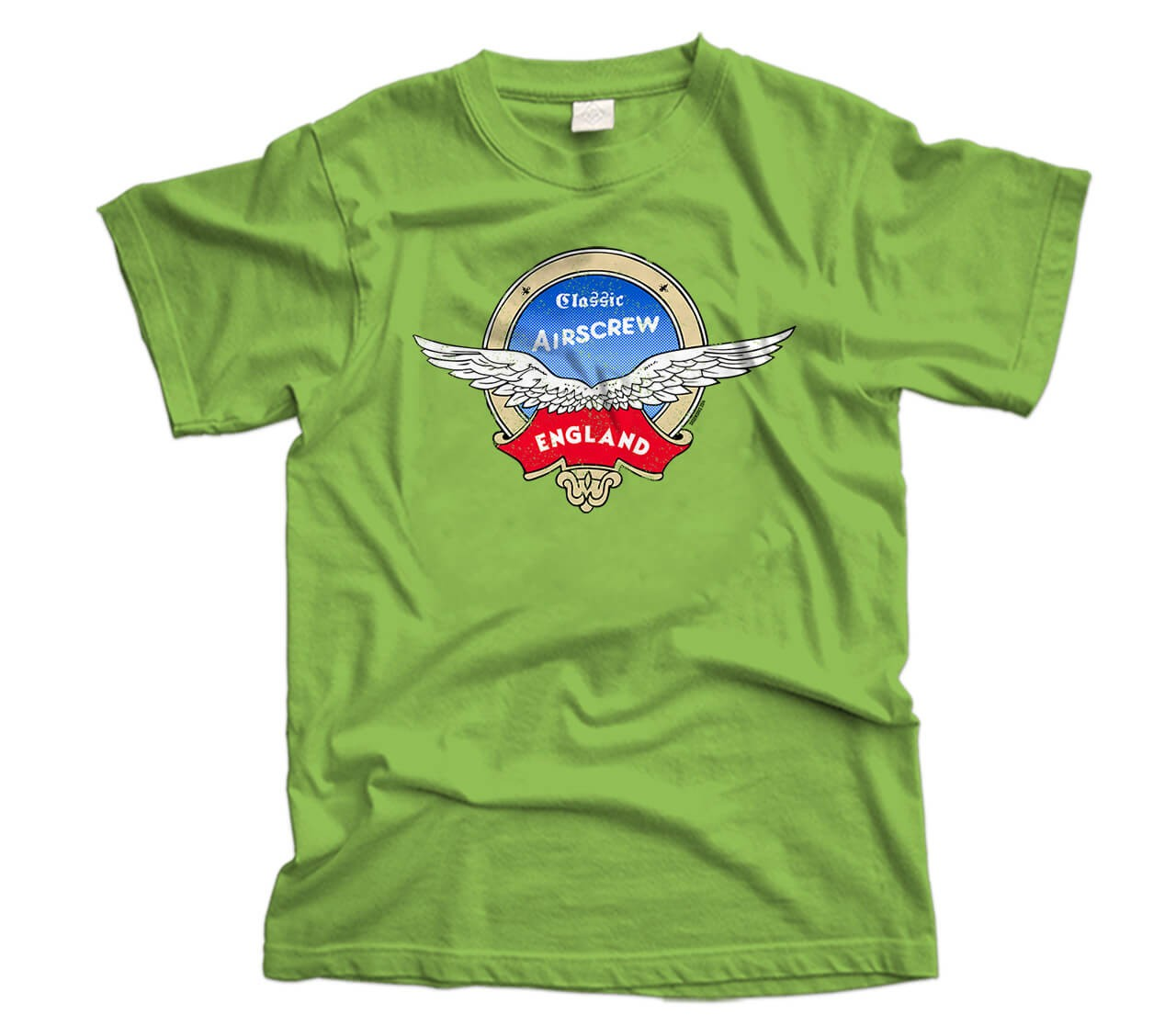 Classic Airscrew 2 Aircraft T-Shirt