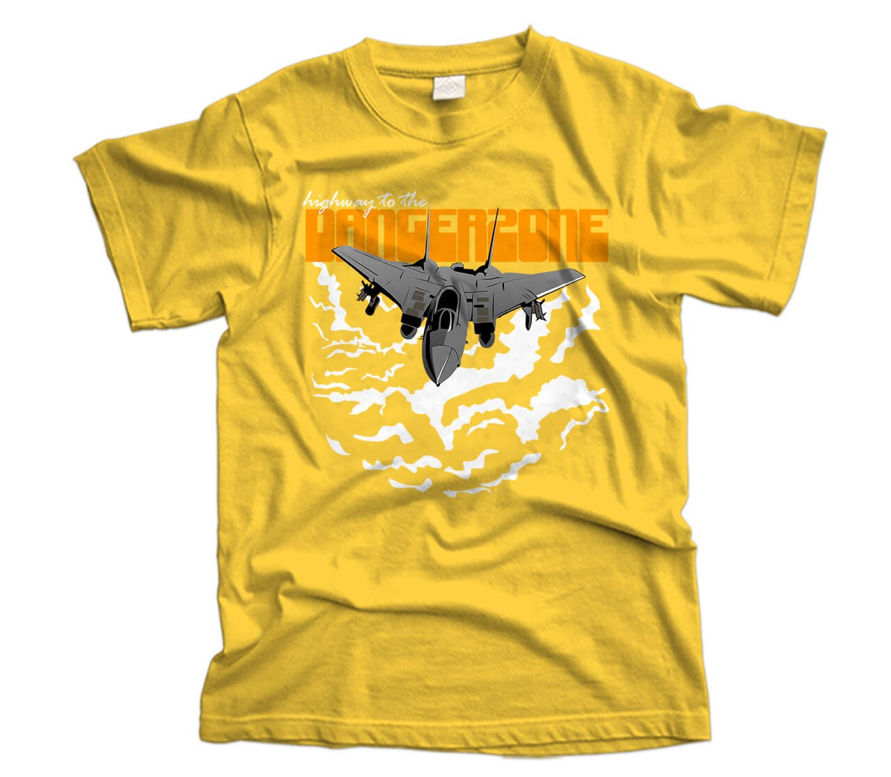 High way to the Dangerzone Aircraft T-Shirt