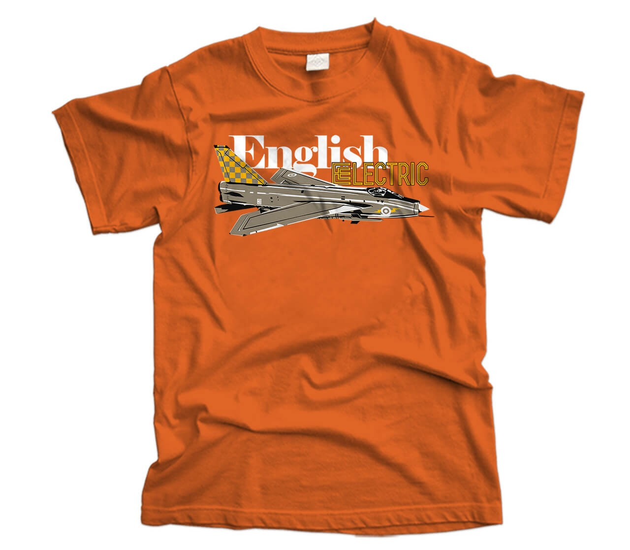 English Electric Lightning Aircraft T-Shirt
