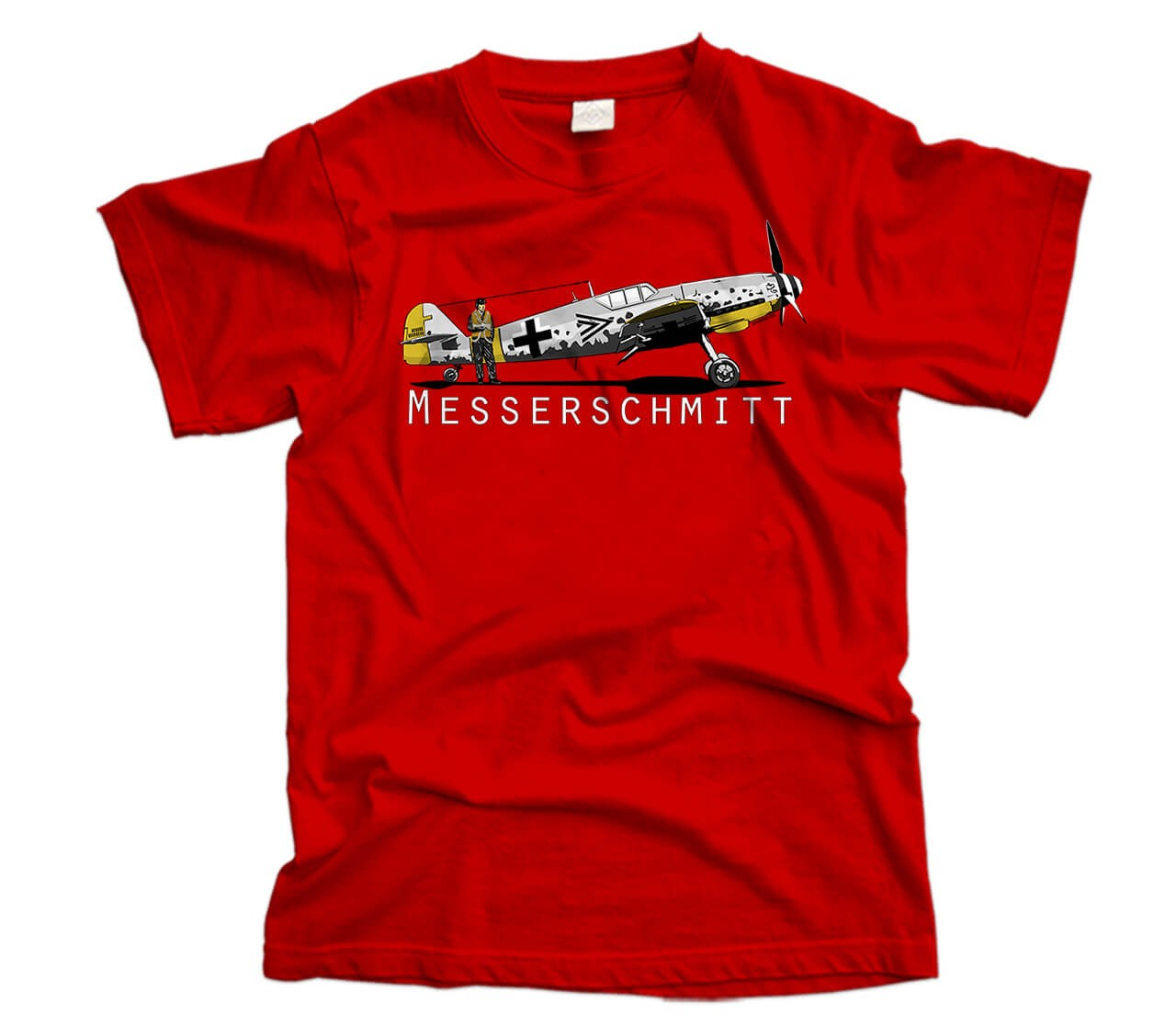 Messerschmitt Me 109 Aircraft T-Shirt