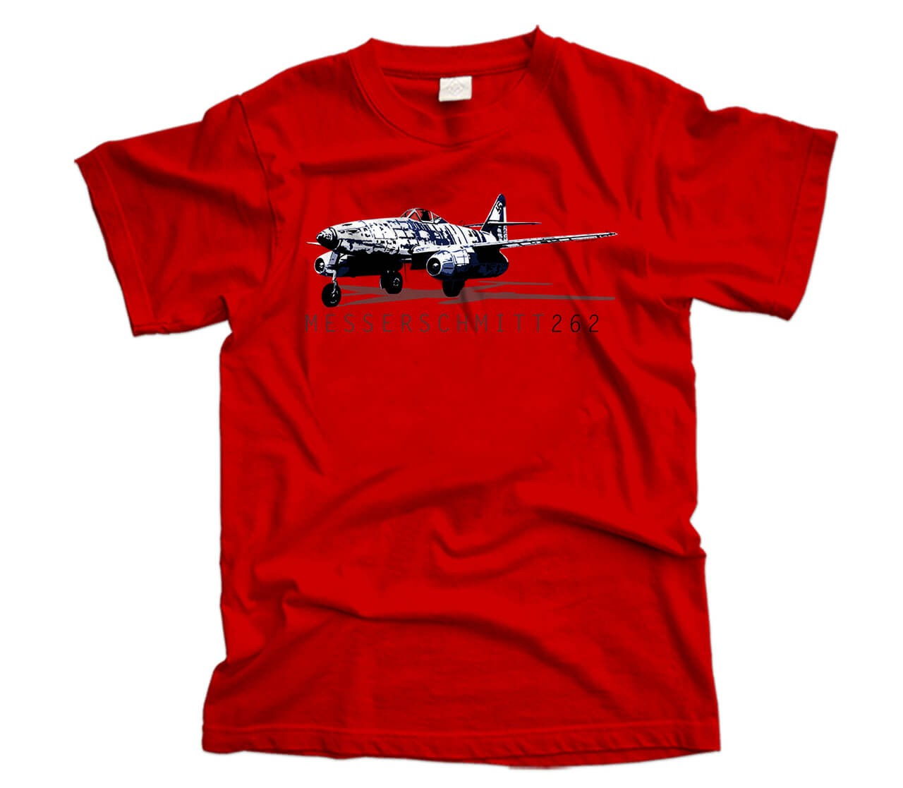Messerschmitt Me 262 Aircraft T-Shirt