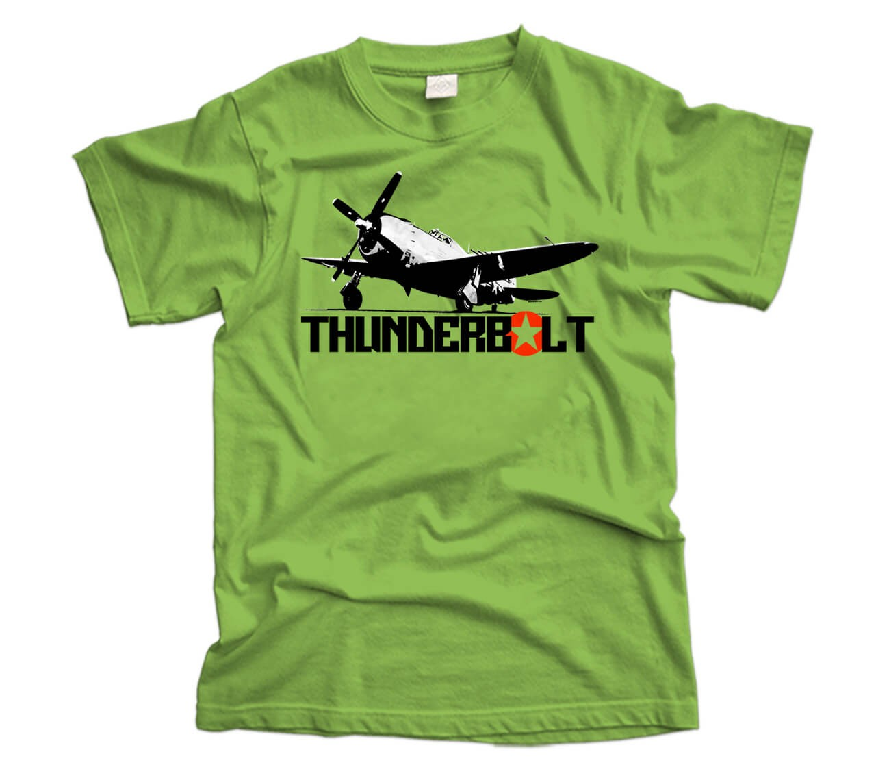 Republic P-47 Thunderbolt Aircraft T-Shirt