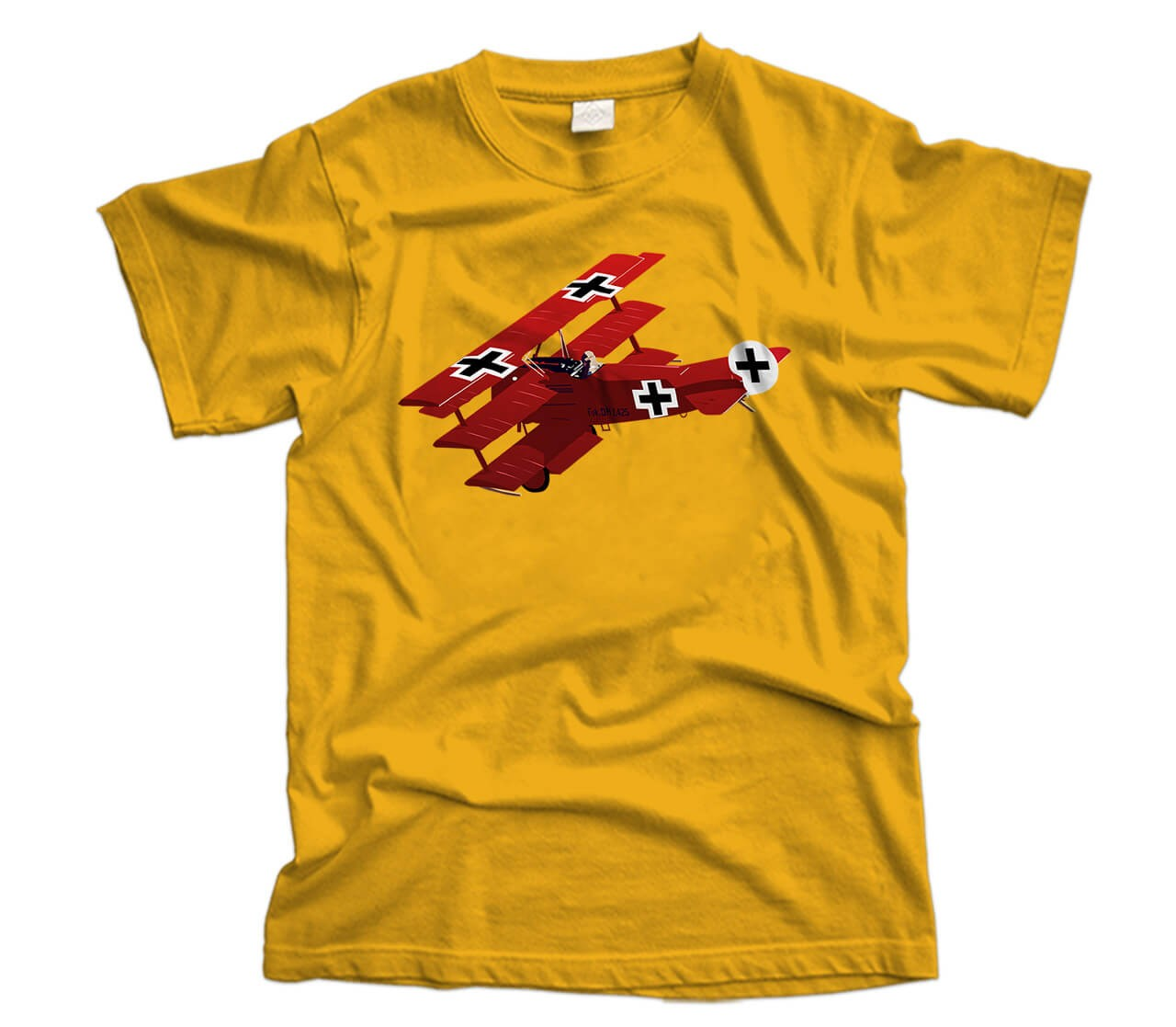The Red Baron Aircraft T-Shirt