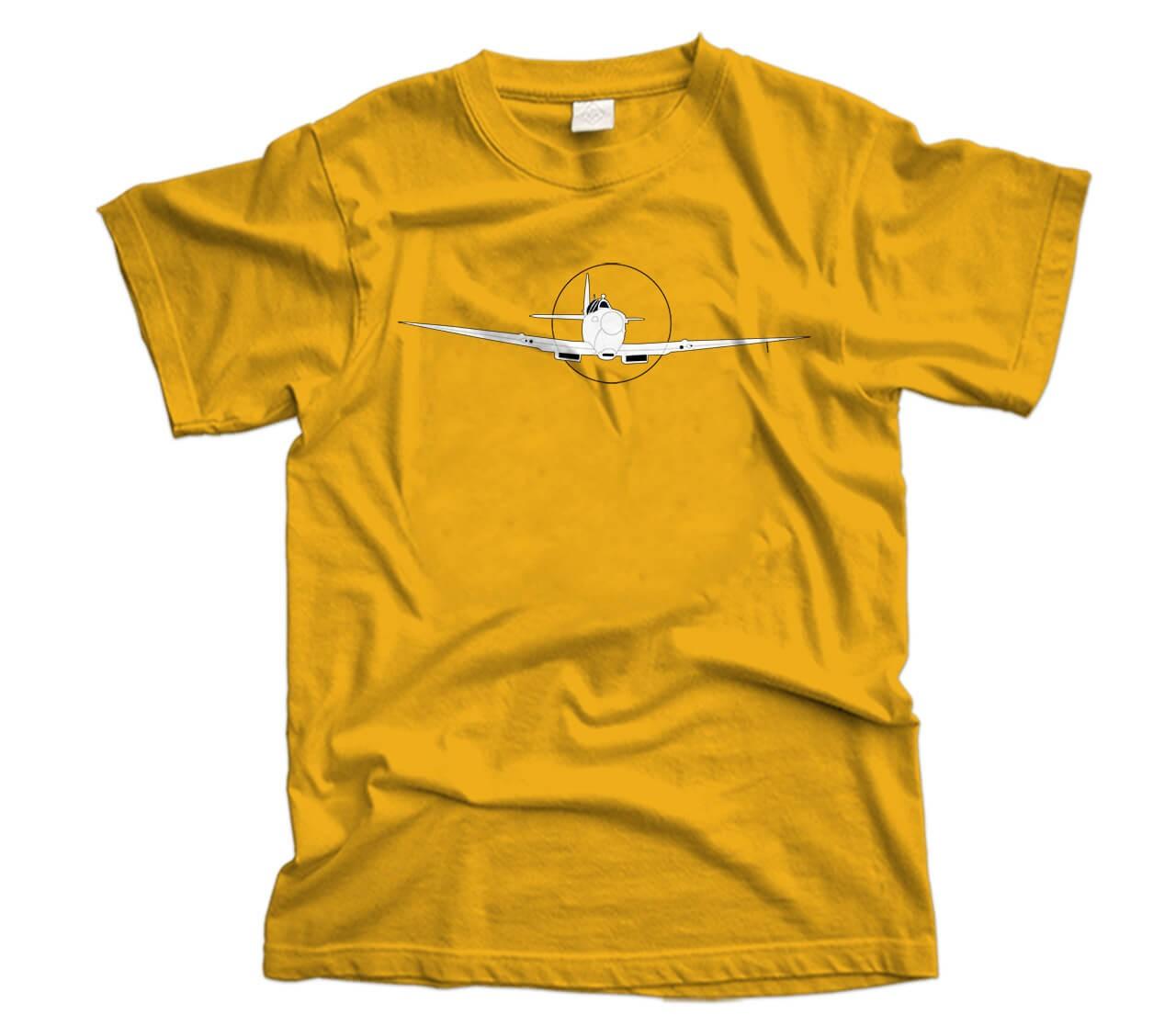 Supermarine Spitfire Aircraft T-Shirt