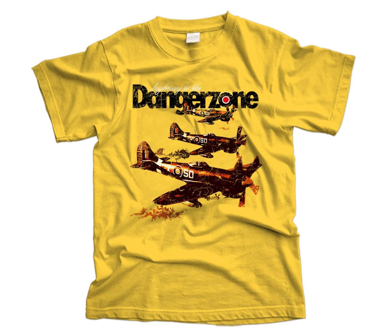 Tempest Dangerzone Aircraft T-Shirt