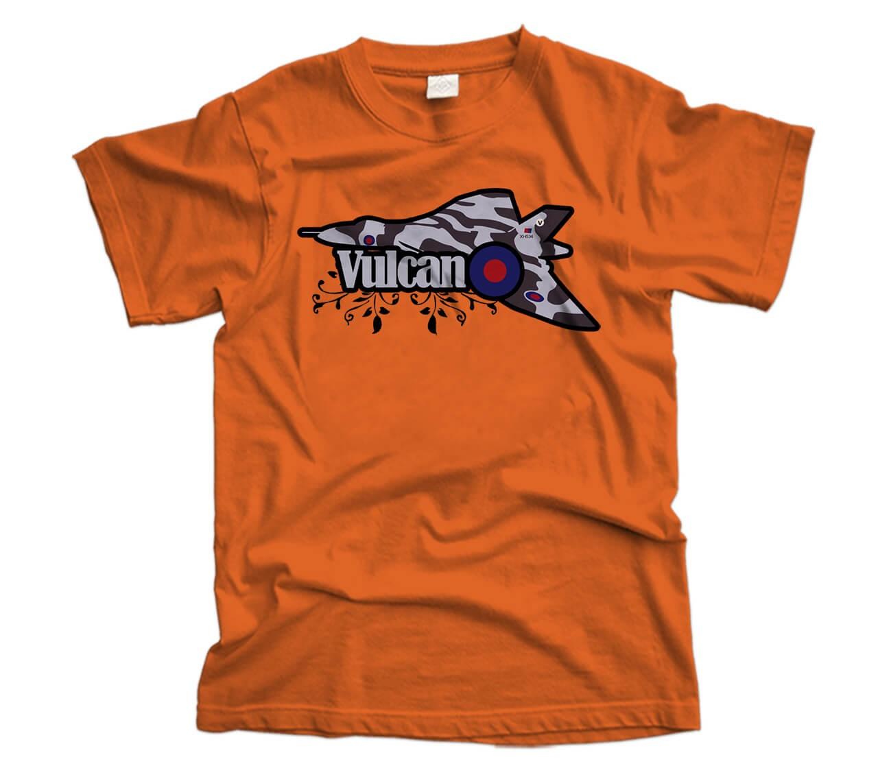 Avro Vulcan Aircraft T-Shirt