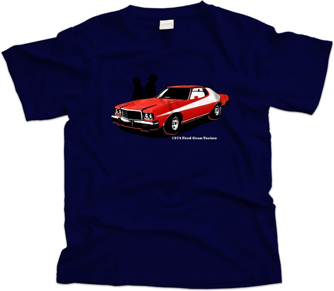 Ford Torino Car T-Shirt