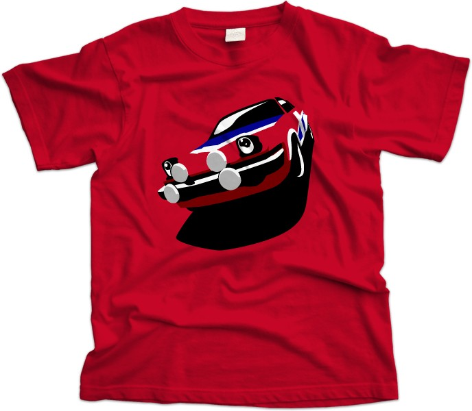 Triumph TR8 Rally Car T-Shirt