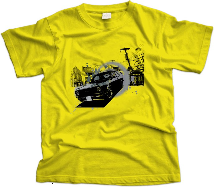 Ford Urban Escort MK2 T-Shirt