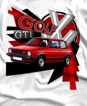 Vw Golf Gti Mk1 T Shirt