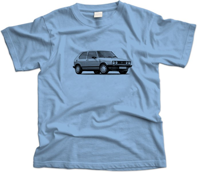 Volkswagen Golf MK1 T-Shirt