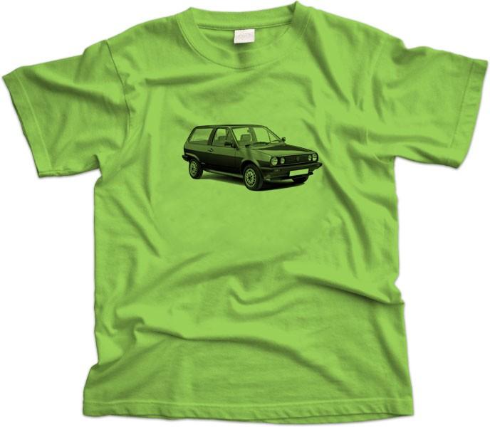Volkswagen Polo MK2 T-Shirt