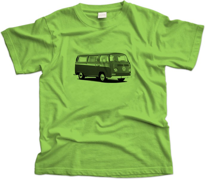 Volkswagen T2 Bay Window T-Shirt