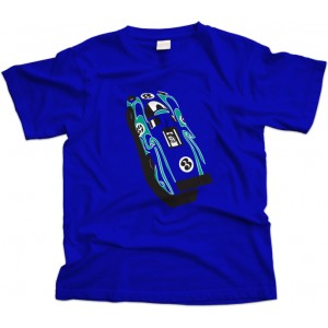 "Martini ""Acid Rain"" Porsche 917 long tail T-Shirt"