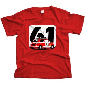 Austin Mini Cooper car T-Shirt
