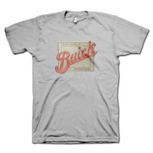 Buick Motor Cars Retro T-Shirt