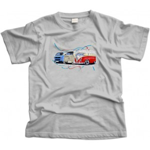 Volkswagen Bus Collection T-Shirt