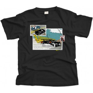 Cannonball Run Lamboghini T-Shirt