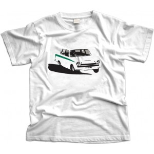 Lotus Cortina T-shirt