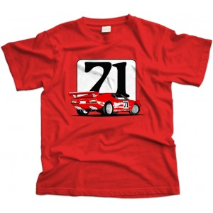De Tomaso Pantera car T-Shirt