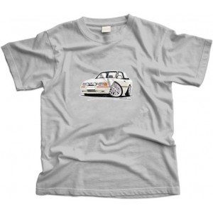 Ford Escort XR3i (90 Spec) Cabriolet T-Shirt
