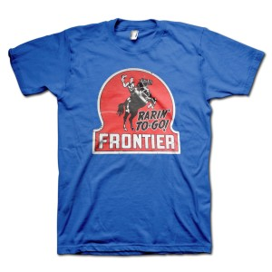 Frontier Fuel Retro T-Shirt