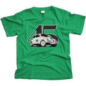 Volkswagen Beetle Herbie car T-Shirt