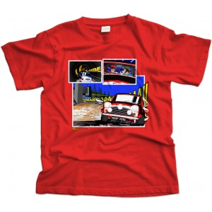 Mini Cooper Italian Job car T-Shirt