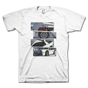 Ford RS200 v2 Blocks t-shirt