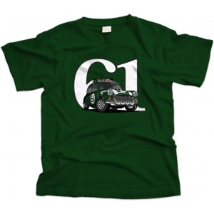 61 Mini Cooper S Mk1 car T-Shirt