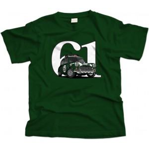 61 Mini Cooper S Mk1 car T-Shirt