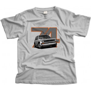 Volkswagen Golf Mk1 GTI car T-Shirt