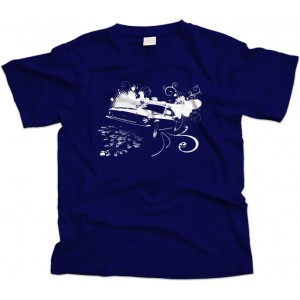 Ford Mustang Artistic T-Shirt