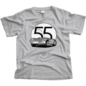 Porsche 550 Spyder car T-Shirt