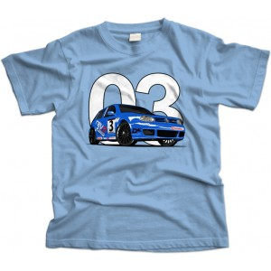 Volkswagen Golf R32 Mk4 car T-Shirt