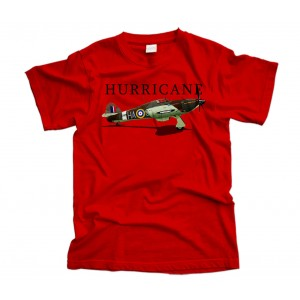 Hawker Hurricane Aircraft T-Shirt