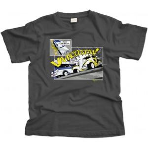 American Graffiti Inspired Paradise Road Race T-Shirt