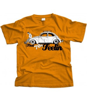 70's Feelin Beetle T-Shirt