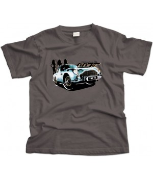 Aston Martin DB5 James Bond T-shirt